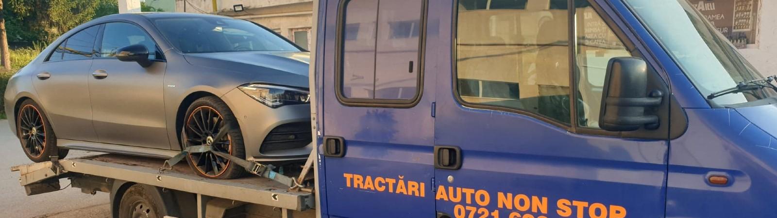 Tractări Brașov
